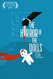 The Horror of the Dolls Poster