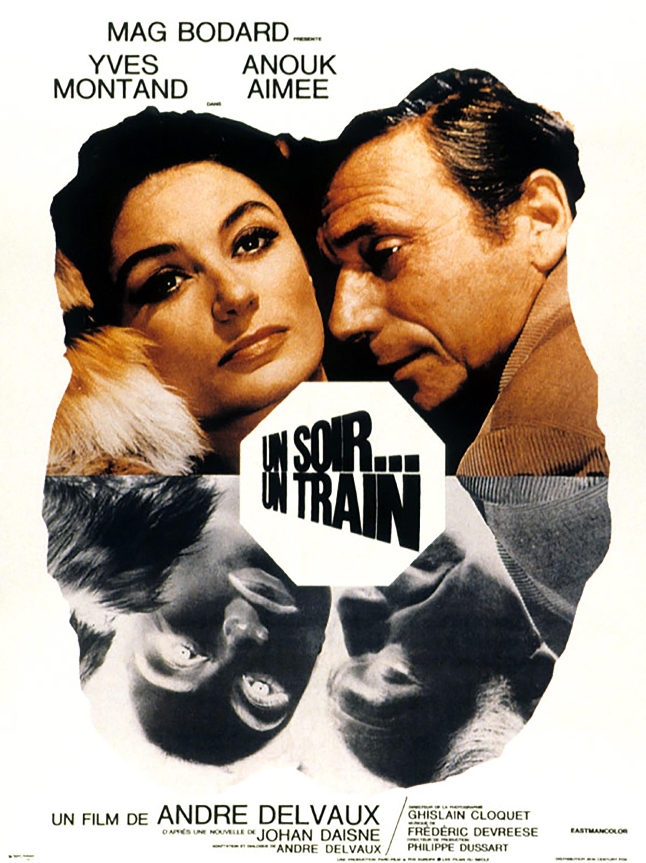 image Un soir, un train Watch Full Movie Free Online