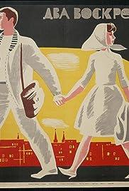 Dva voskresenya Poster