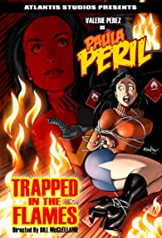 Paula Peril: Trapped in the Flames Poster