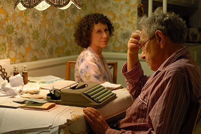 Rhea Perlman and Otto Tausig in Love Comes Lately (2007)