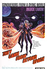 They Came from Beyond Space (1967) Poster - Movie Forum, Cast, Reviews