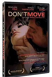 Don't Move Poster