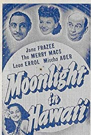Moonlight in Hawaii Poster