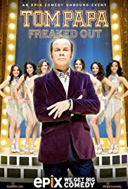 Tom Papa: Freaked Out Poster