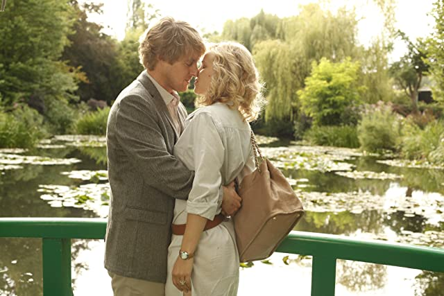 Owen Wilson and Rachel McAdams in Midnight in Paris (2011)