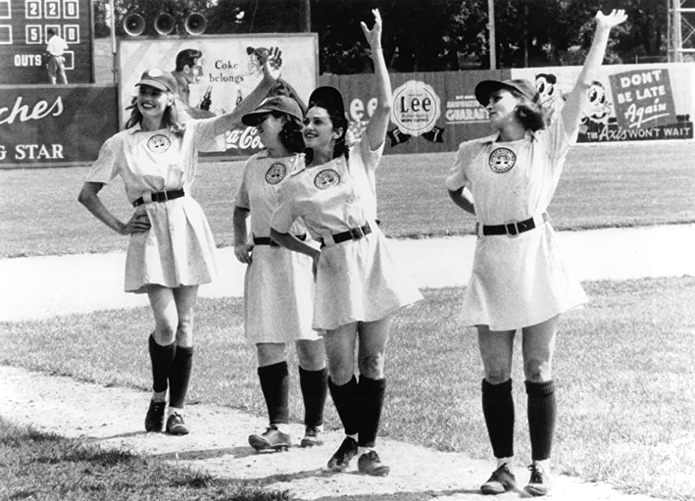Watch A League of Their Own the full movie online for free