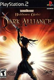Forgotten Realms: Baldur's Gate - Dark Alliance Poster