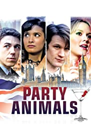 Party Animals Poster - TV Show Forum, Cast, Reviews