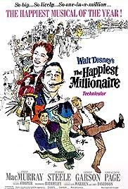 The Happiest Millionaire(1967) Poster - Movie Forum, Cast, Reviews