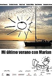 Mi último verano con Marián Poster