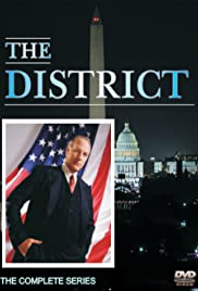 The District Poster - TV Show Forum, Cast, Reviews