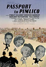 Passport to Pimlico (1949) Poster - Movie Forum, Cast, Reviews