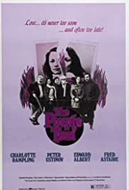The Purple Taxi (1977) Poster - Movie Forum, Cast, Reviews