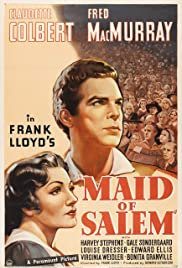 Maid of Salem(1937) Poster - Movie Forum, Cast, Reviews
