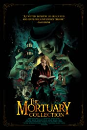The Mortuary Collection (2020) poster
