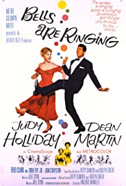 Bells Are Ringing (1960) Poster - Movie Forum, Cast, Reviews