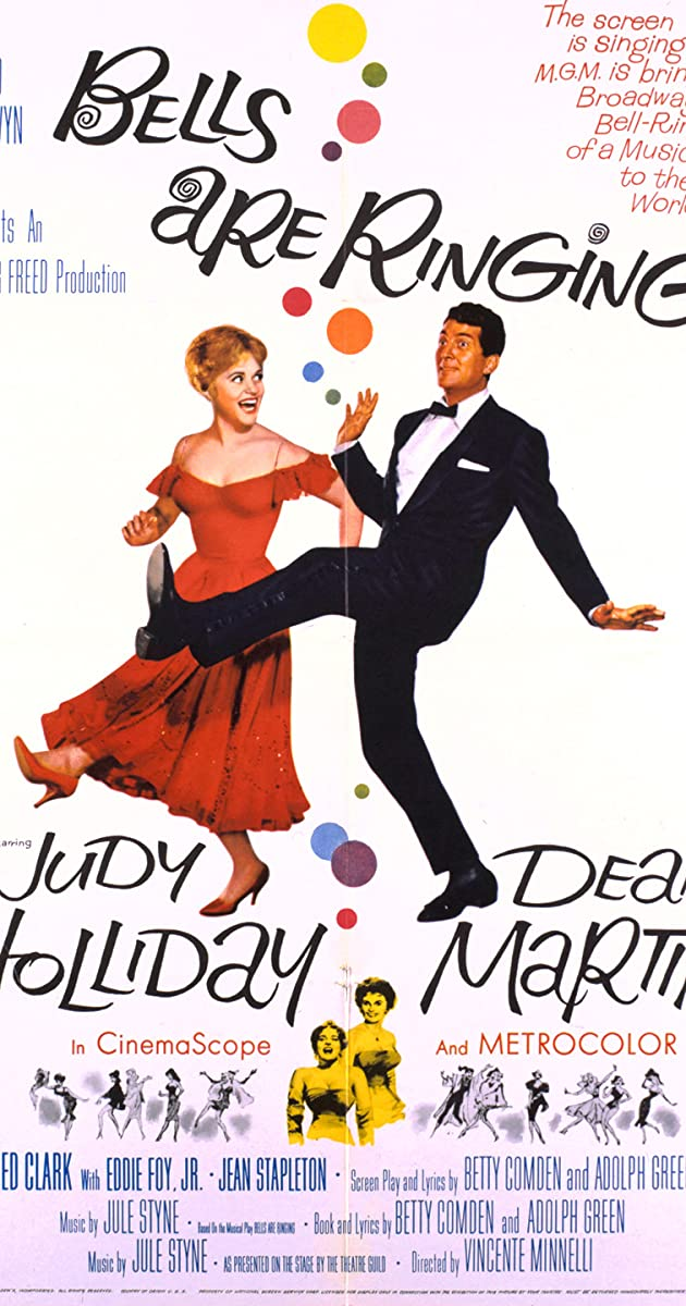 Bells Are Ringing (1960) - IMDb
