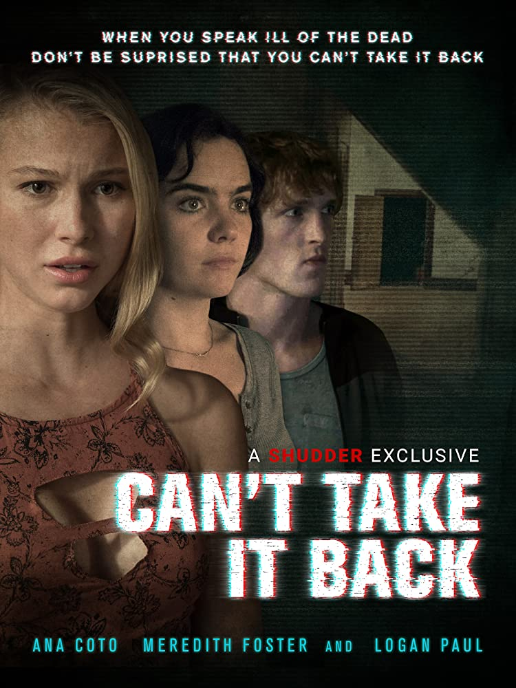 Image result for can't take it back movie