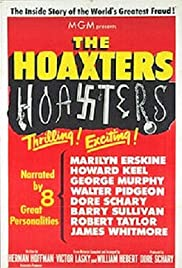 The Hoaxters Poster
