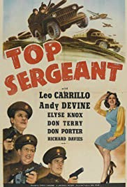 Top Sergeant Poster