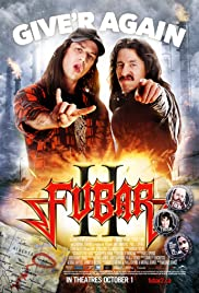 Fubar: Balls to the Wall Poster