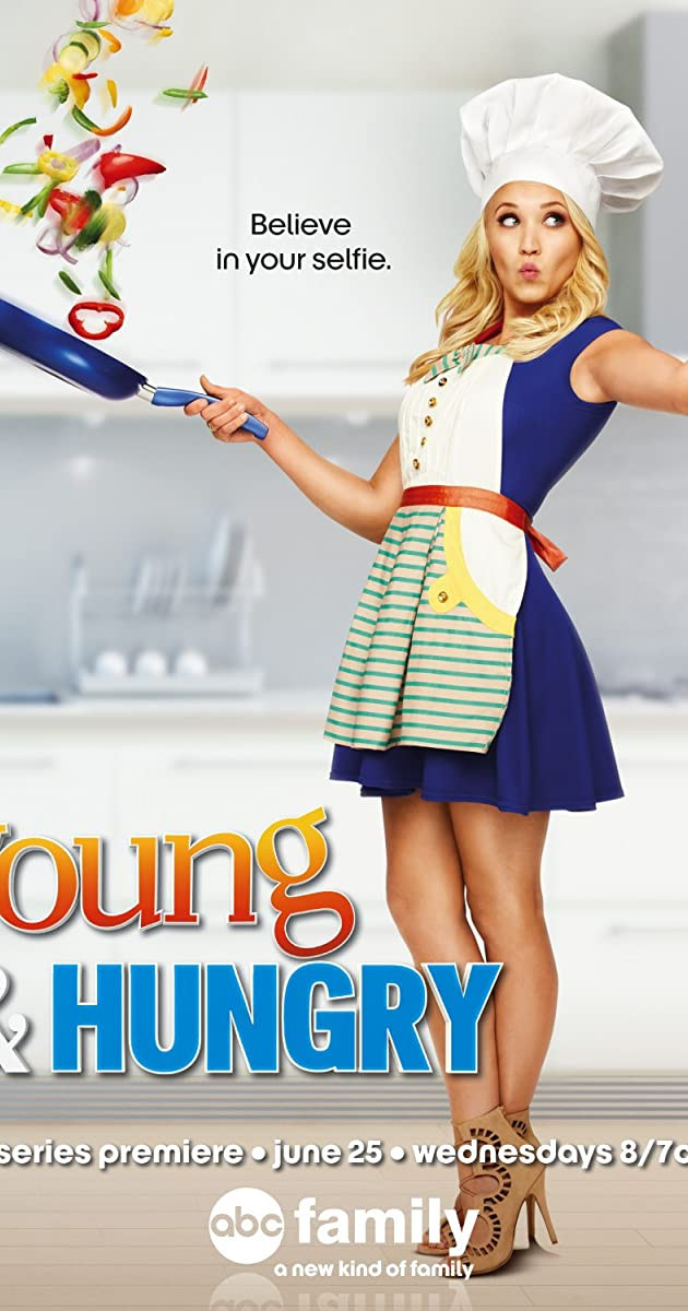 Young & Hungry (TV Series 2014– ) 480p