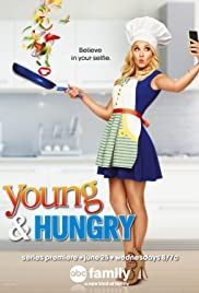 Young & Hungry Poster - TV Show Forum, Cast, Reviews