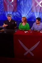 Image of Iron Chef America: The Series: Tournament of Champions: Michael Symon vs. Geoffrey Zakarian: Battle Wings