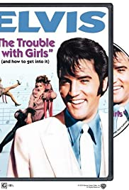 The Trouble with Girls Poster