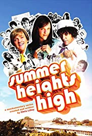Summer Heights High Poster - TV Show Forum, Cast, Reviews