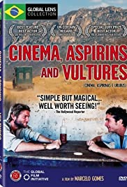 Cinema, Aspirins and Vultures Poster