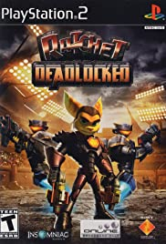 Ratchet: Deadlocked Poster