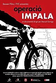 Operació Impala Poster