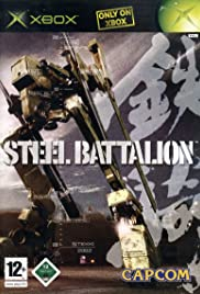 Steel Battalion Poster
