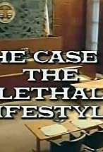 Primary image for A Perry Mason Mystery: The Case of the Lethal Lifestyle