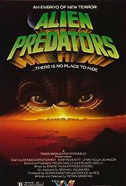 Alien Predator(1985) Poster - Movie Forum, Cast, Reviews