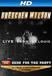 Gretchen Wilson: Still Here for the Party Poster