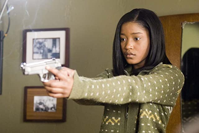 Keke Palmer in Cleaner (2007)