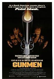 Gunmen(1993) Poster - Movie Forum, Cast, Reviews
