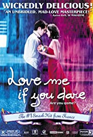 Love Me If You Dare Poster