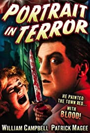 Portrait in Terror Poster