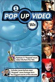 VH-1: Pop Up Video 80's Poster