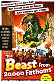 The Beast from 20,000 Fathoms (1953) Poster - Movie Forum, Cast, Reviews