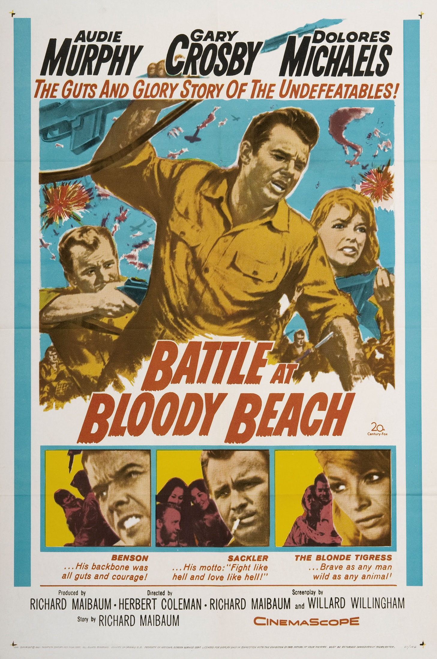 image Battle at Bloody Beach Watch Full Movie Free Online