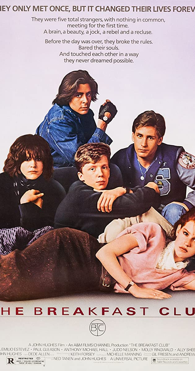 the breakfast club imdb