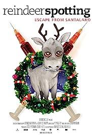 Reindeerspotting - pako Joulumaasta Poster