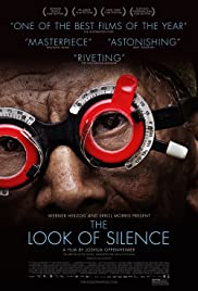 The Look of Silence (2014) Poster - Movie Forum, Cast, Reviews