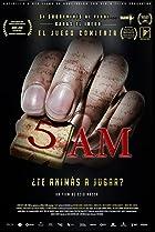 Image of 5 A.M. Cinco ante los miedos