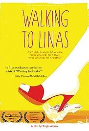 Walking to Linas Poster